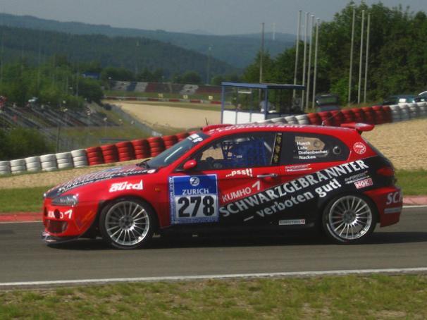 Dal 2015 la Alfa Race Championship
