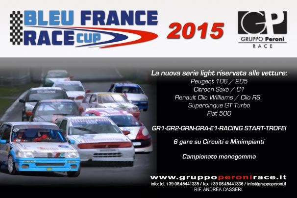 Bleu France dal 2015