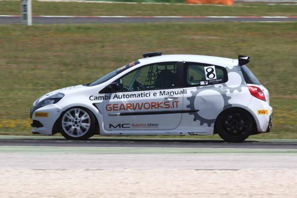La RS Cup in pista a Monza