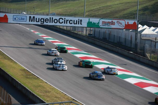 Al Mugello il terzultimo round stagionale