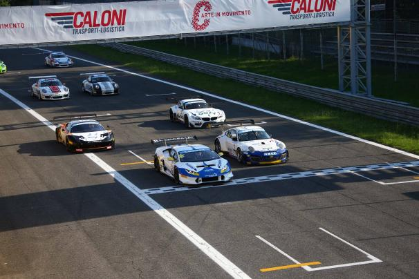 Binomio pilota macchina irraggiungibile a Monza