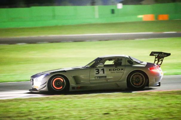 Due SLS GT3 al Mugello
