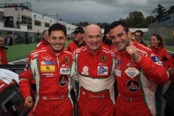In equipaggio con Marco Cioci e Alexander Moiseev